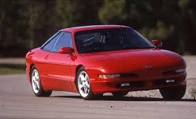 Honda Prelude Si vs. Ford Probe GT, Mazda MX-6 LS, Mitsubishi ...