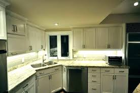 under cabinet lighting led image of contemporary kitchen cabinet and beautiful led strip under cabinet lighting