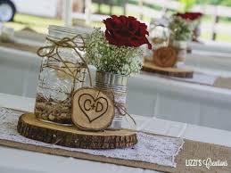 Mason Jar Table Decorations Wedding wedding reception centerpieces with mason jars table archives 44