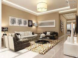 paint decorating ideas for living rooms. Living Room Decorating Ideas With Brown White Sofa Set Also Beige Wall Paint Color Plus Round For Rooms