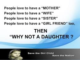 female foeticide infanticide save girl child ppt by paras pareek 7