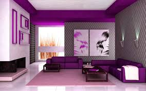 Purple And Grey Living Room Home Decorating Ideas Home Decorating Ideas Thearmchairs
