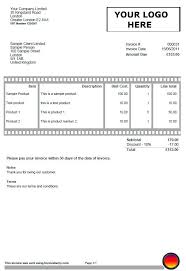 Free Invoice For Mac Impressive Invoice Sample Or Photography Template Free Uk Theoutdoorsco