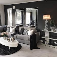 Gorgeous Black Living Room Furniture and Best 20 Gray Living Rooms