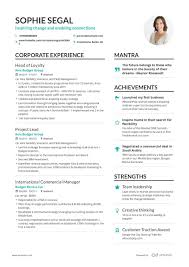 Excellent Resume Template 200 Free Professional Resume Examples And Samples For 2019