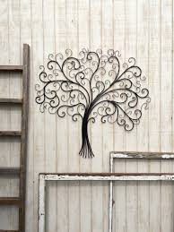 large metal wall art metal wall decor tree wall art metal within recent iron metal wall on large wooden tree wall art with the best iron metal wall art