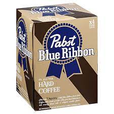 Pabst blue ribbon now has spiked coffee in a can and your boss will never notice from s.yimg.com pabst blue ribbon hard coffee. Pabst Blue Ribbon Hard Coffee 5 0 Abv Cans 4 11 Fl Oz Albertsons