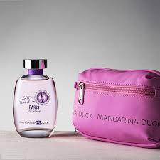 <b>Let's travel</b> to Paris Woman | <b>Mandarina Duck</b> Fragrances