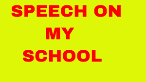 speech on my school in english essay on my school in english  essay on my school in english