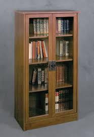 bookcase with glass doors glass door bookcase gkswkel