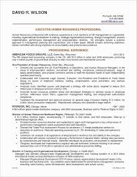 Executive Classic Format Resume Valid Example Of An Oilfield