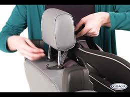 forward facing seat belt installation