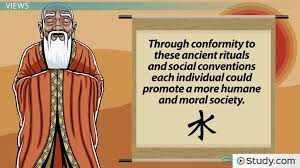 confucianism views philosophy teaching video lesson confucianism views philosophy teaching video lesson transcript com