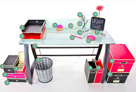 office desk accessories ideas. prepossessing girly office desk accessories also small home remodel ideas with