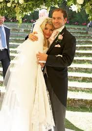 Check out this biography to know about her childhood, family life, achievements and fun facts about her. Holly Willoughby On Her Wedding Day Holly Willoughby Father Of The Bride Outfit Wedding Dresses