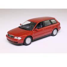 Minichamps – 1/43 Scale – Paul's Model Art Series – Audi A4 Avant ...