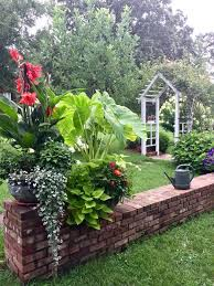 flower garden arbor entry