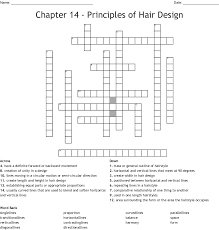 Elements And Principles Of Design Crossword Design Principles Crossword Wordmint
