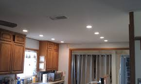 led kitchen ceiling lights recessed led lights for kitchen