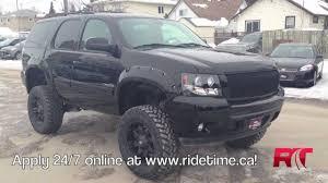 Lifted 2012 Chevrolet Tahoe LT | Winnipeg MB | Custom Trucks ...