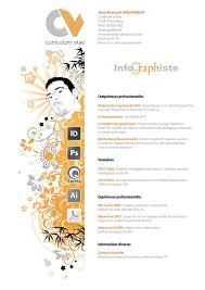 30 Artistic And Creative Résumés | Webdesigner Depot
