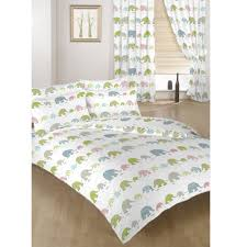 ready steady bed childrens kids double duvet quilt cover set polycotton bedding