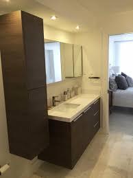 bathroom vanities miami fl. Project Completed In Miami, Fl. #bathroom #furniture #italy Bathroom Vanities Miami Florida Fl A
