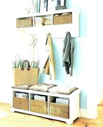 Coat Rack With Storage Space Amazing Space Saving Coat Rack Space Saving Coat Rack Hallway Shoe Storage