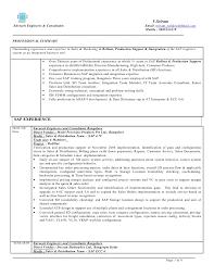 Sample Sap Resume 11 Techtrontechnologies Com