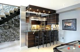gallery beautiful home. Small Bars For Home View In Gallery Beautiful Basement Bar Makes Use Of Space Under The Stairs Design Luxurious Living Studio Houzz
