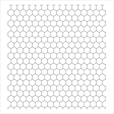 Hexagon Graph Paper Pdf Sample Hexagonal Graph Paper 7 Documents In Pdf Word Psd