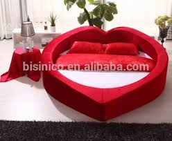 Heart shaped soft bed , Special design princess bed, Warm and comfortable  marriage bed(