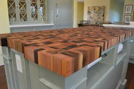 reclaimed wood butcherblock countertop traditional kitchen san francisco