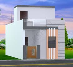 15 X 40 House Design 15x40 House Plan With 3d Elevation By Nikshail Home Design
