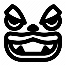 In this collection, both dry and green leaves have png states. Barongsai Dance Imlek Lion Tionghoa Icon Download On Iconfinder