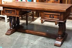 rustic office desks. escritorio santa fe rustic office desks