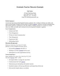 Sample Resume For Kindergarten Teacher Unbelievable Design Kindergartenacher Resume Pre Sample Unusual 17