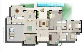 large single y house plans australia 6 chic design