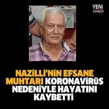Nazilli'yi üzen ölüm!... - Nazilli'm Sayfası | Fa