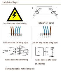 touch switch for lamps with wiring diagram pretty wiring a 2 gang light switch ideas wiring diagram ideas