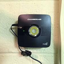 wifi garage door opener myq reviews iphone