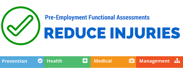 pre employment functional assessments reduce injuries kinnect pre employment functional assessments reduce injuries