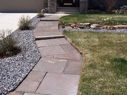 building a stone walkway diy arelisapril stone walkway paver