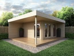 metal summer house