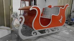 santa s sleigh uk production