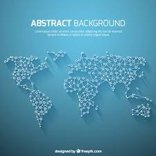 Map Of The World Background Free World Map Vector Collection 55 Different Designs Graphicmama