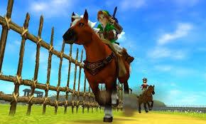 Zelda Breath Of The Wild Vs Ocarina Of Time Readers