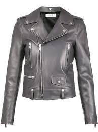 saint lau classic leather biker jacket women clothing yves saint lau paris perfume yves saint lau pumps reasonable