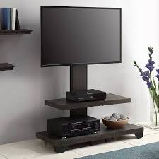 Tv stand and mount Wall Mount Whalen Shelf Tv Stand With Mount For Tvs Up To 50 Inches 49 The Plasma Centre Whalen Shelf Tv Stand With Mount For Tvs Up To 50 Inches 49