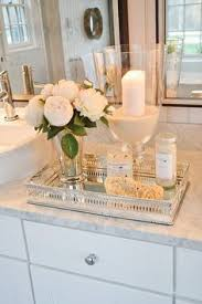 Decorative Bathroom Tray 60 Ways to Dress Up Your Sink Sinks Bath and Rustic wood 3